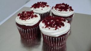 Red Velvet Cupcake  RM 3.50 per pcs
