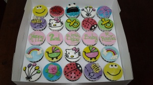 Cuppy cakes for kids