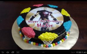 Chocmoist Cake